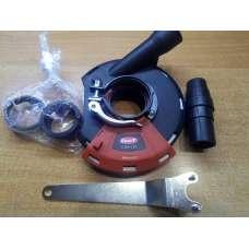 Защитный кожух для шлифовки c отводом пыли Craft CSH-125