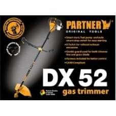 Мотокоса Partner DX 52 (3 ножа, 1 катушка)