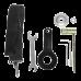 Коса электро Procraft GT-2100